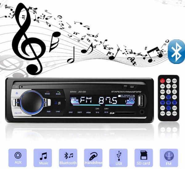 car audio player