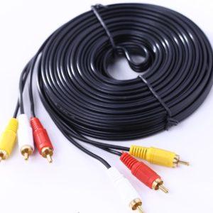 3 RCA AV Cable