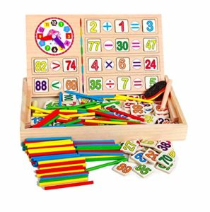 mathematic operation box kids toy