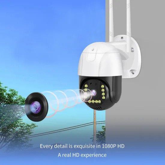 ptz outdoor wifi camera