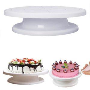 Cake Decorating Stand