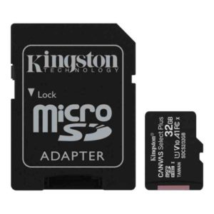 Kingston 32GB memory card