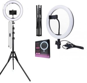 Ring Fill Light with Stand